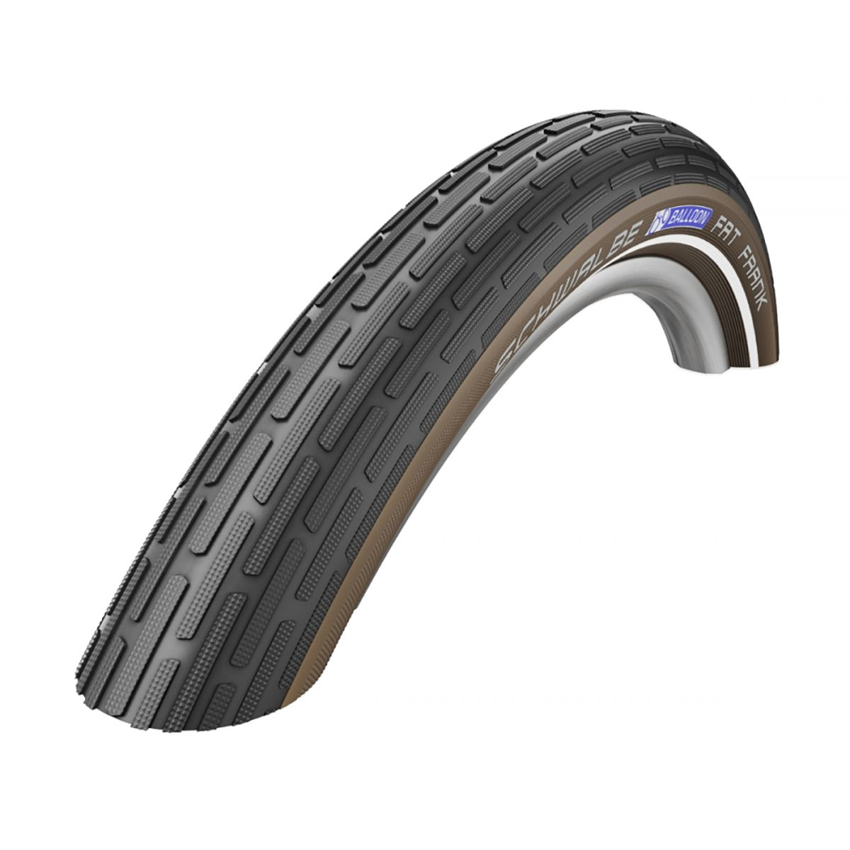 Schwalbe Fat Frank clincher tyre Urban, Touring, City | City