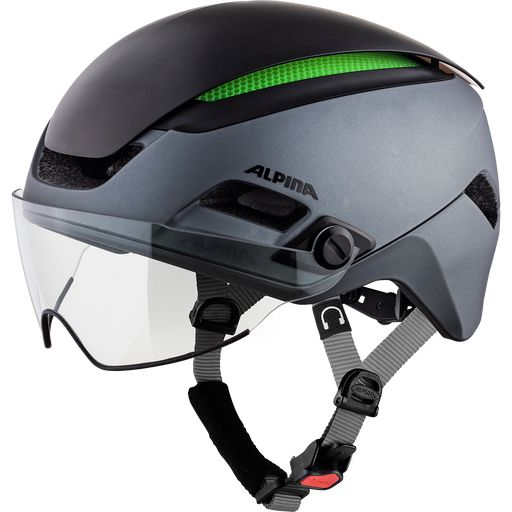ALTONA M Bike Helmet with Visor