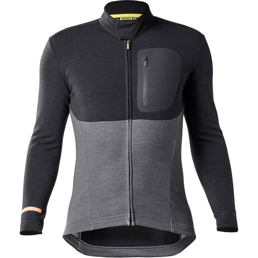 ALLROAD THERMO long sleeve gravel jersey