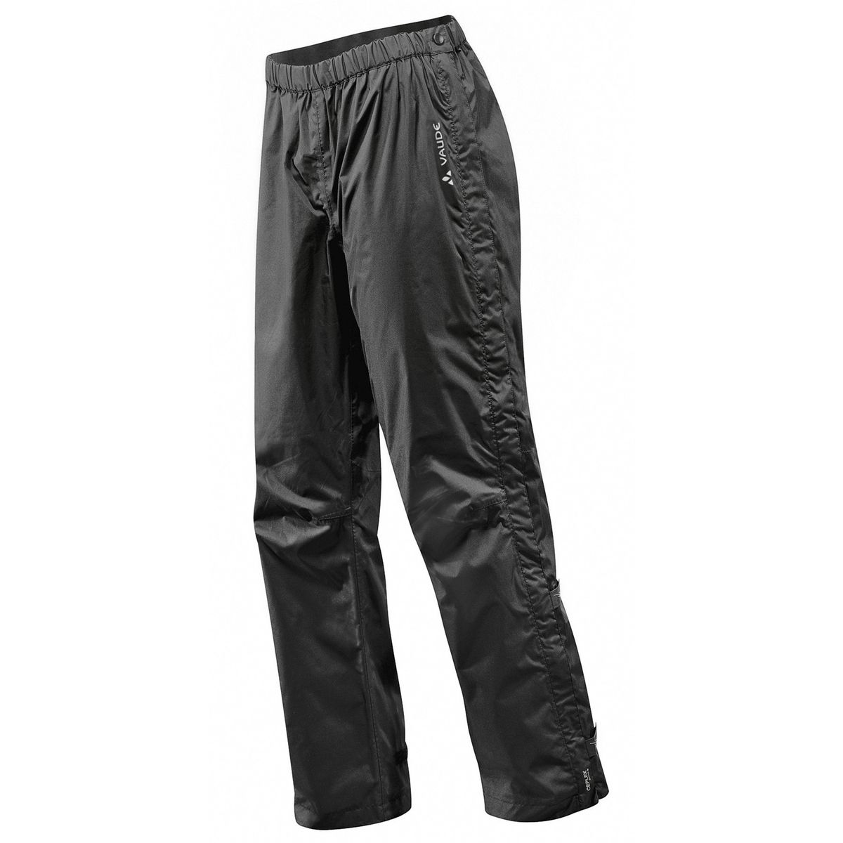 FLUID FULL ZIP PANTS S/S WOMEN – short inseam –