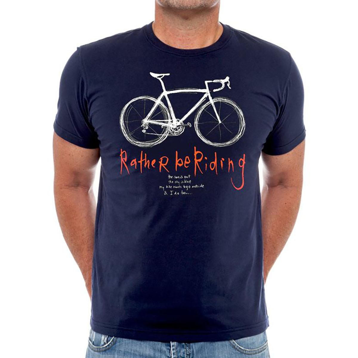 RATHER BE RIDING T Shirt