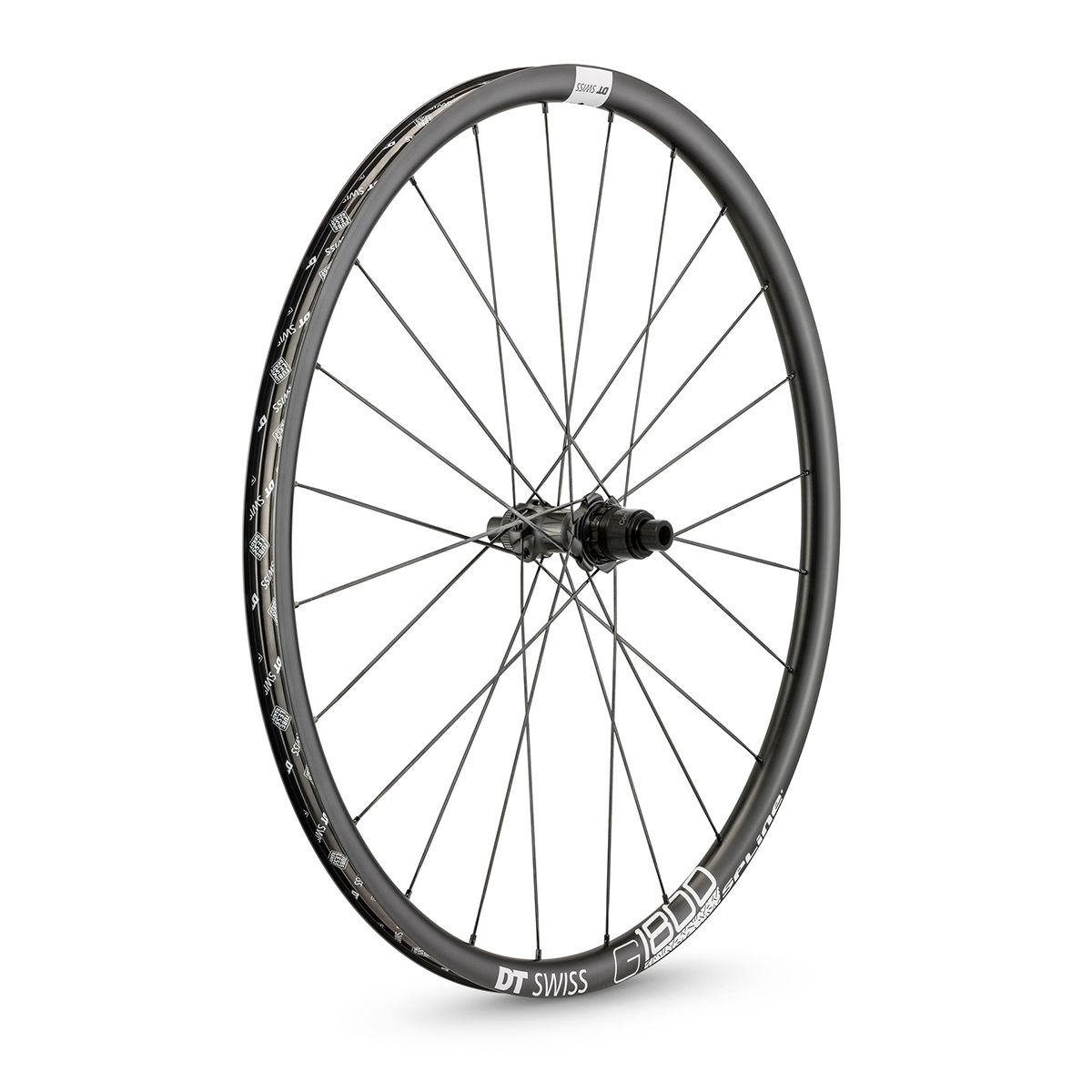DT Swiss G 1800 SPLINE® 25 SRAM XDR™ DB Road/Cross/Gravel Rear Wheel | Rear wheel