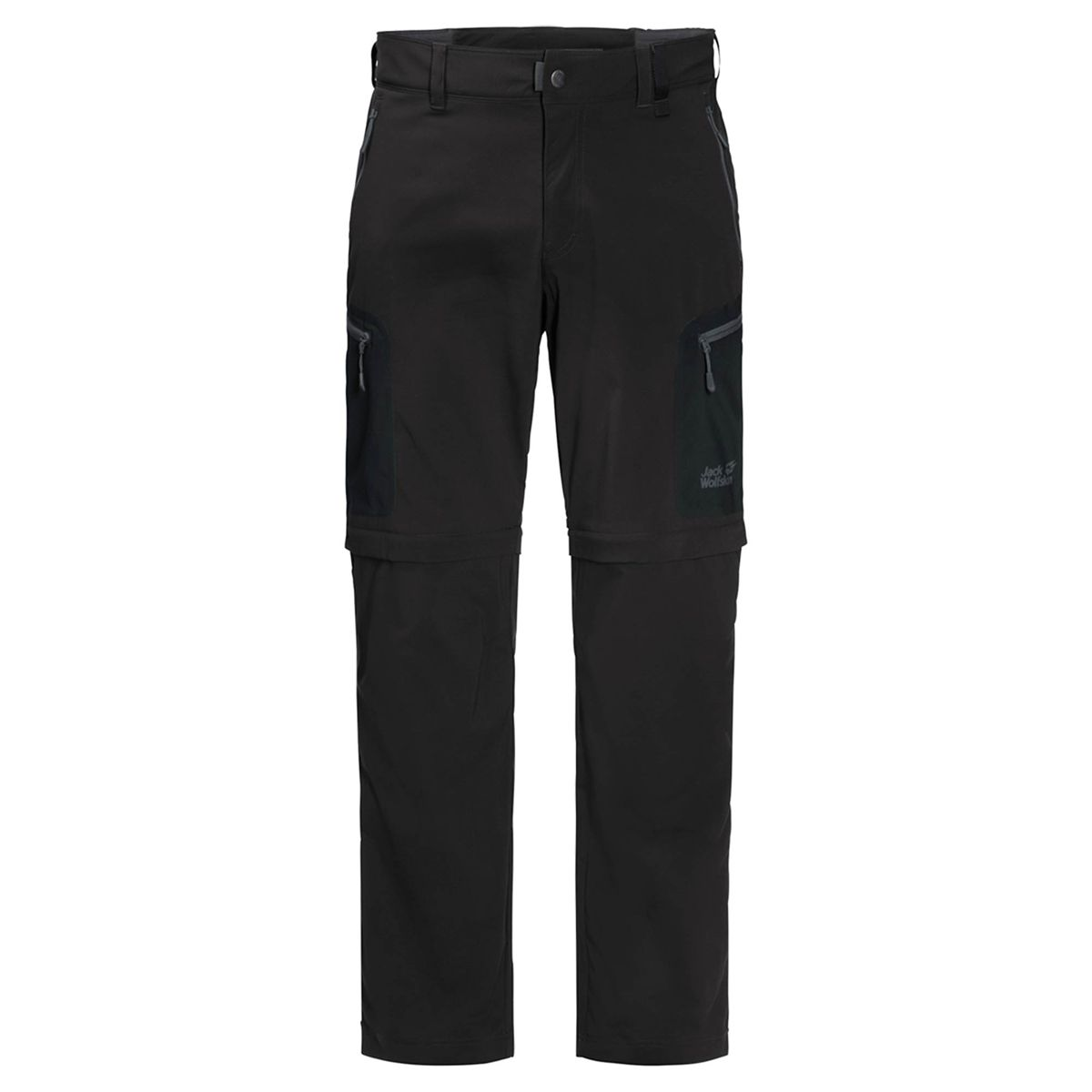 Jack Wolfskin ACTIVATE LIGHT ZIP OFF MEN trousers