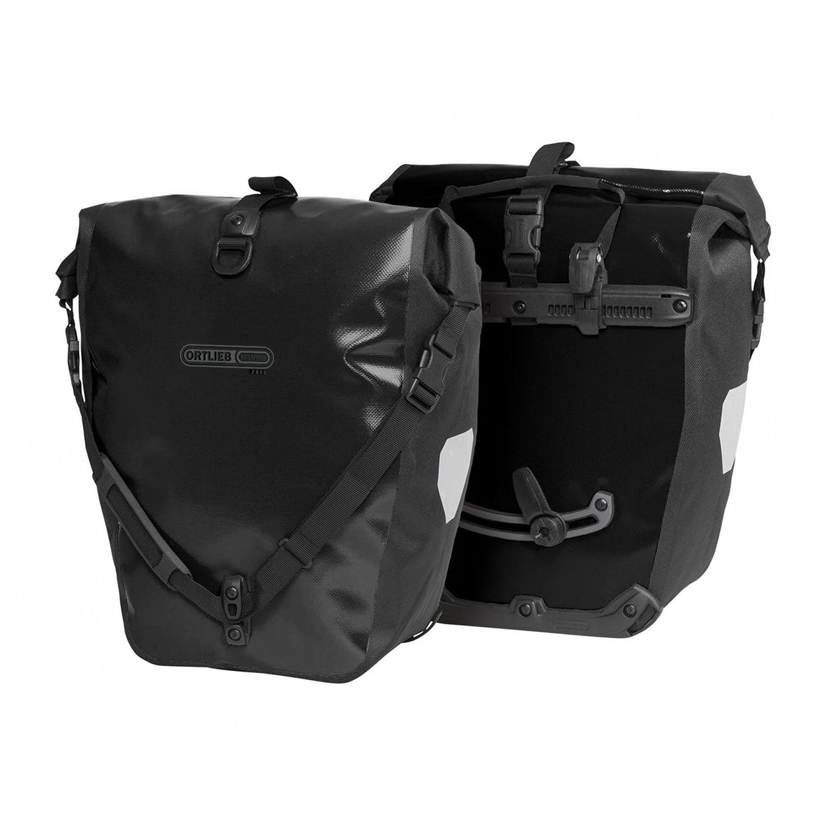 BACK-ROLLER FREE set of two pannier bags
