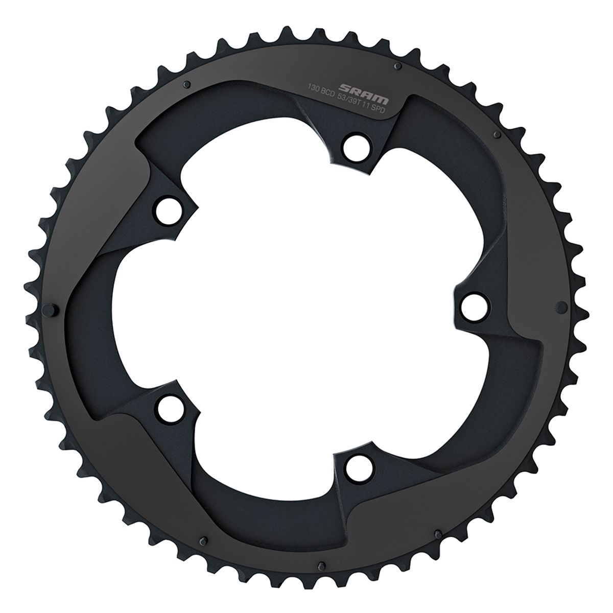Red 22 chainring 50-tooth Quarq