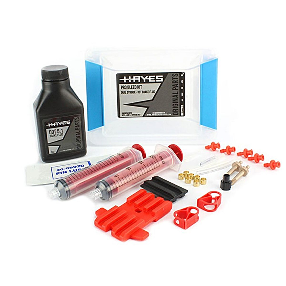 Hayes Pro Bleed Kit DOT 5.1 | polish_and_lubricant_component