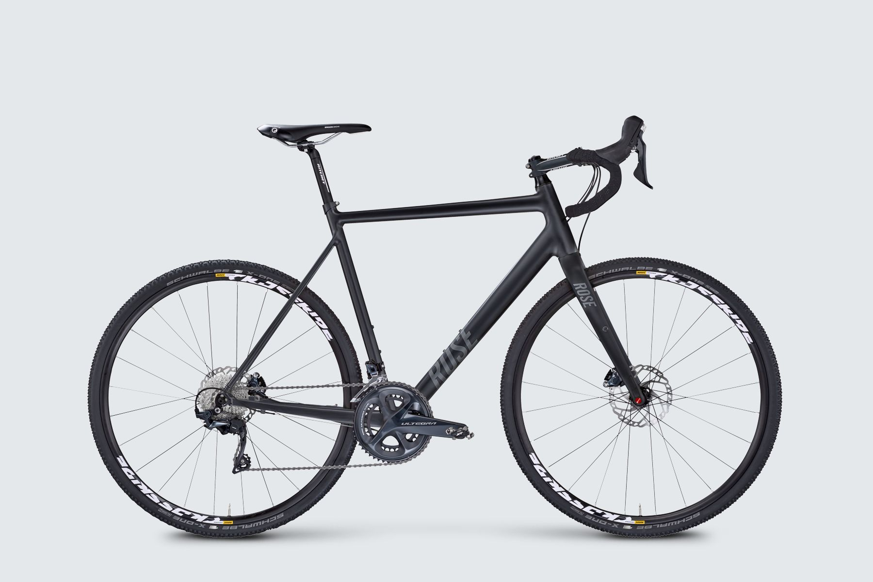 The ROSE PRO CROSS Ultegra | Your dream bike – exclusively available at ROSE Bikes | Cross-cykler