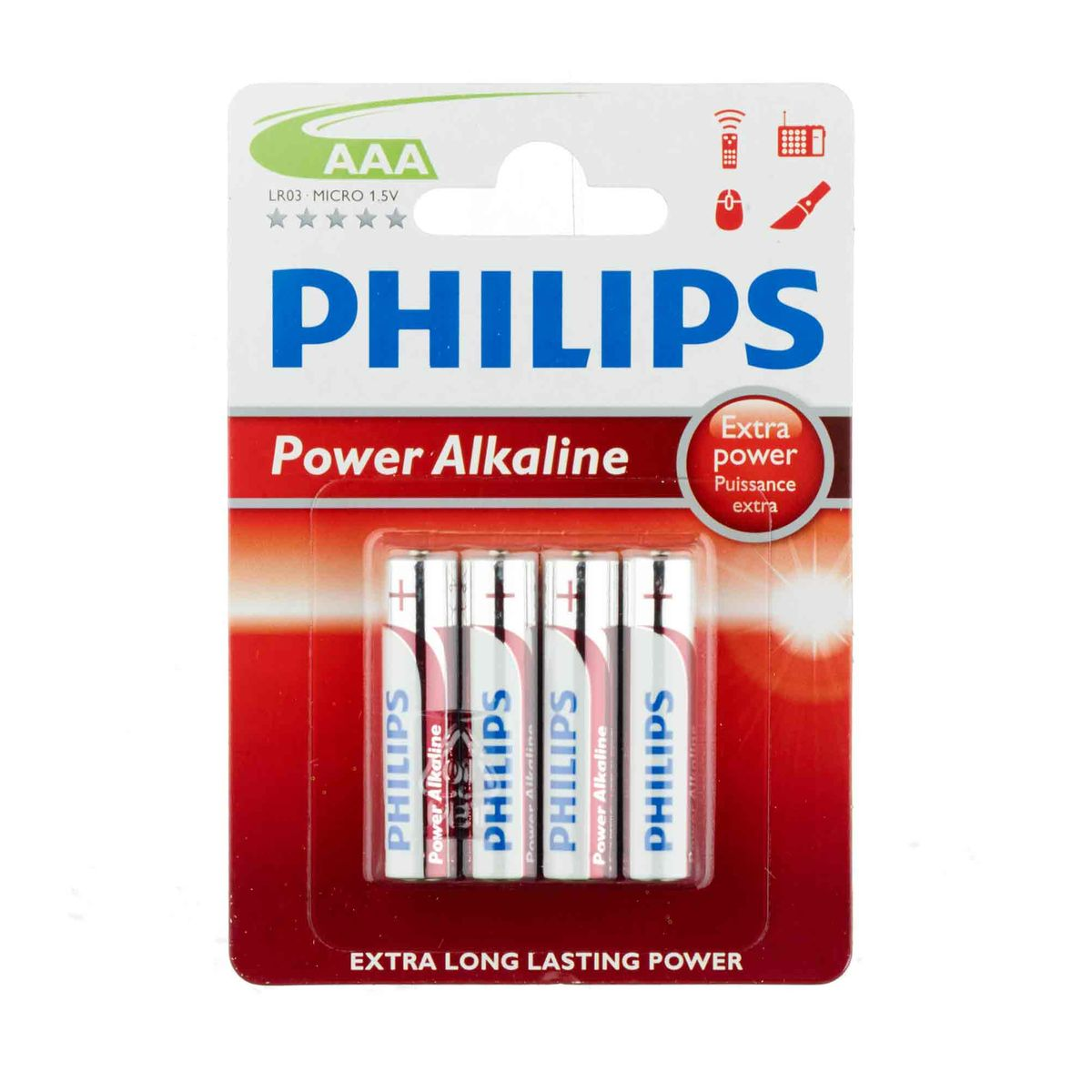Alkaline / AAA / LR03 batteries