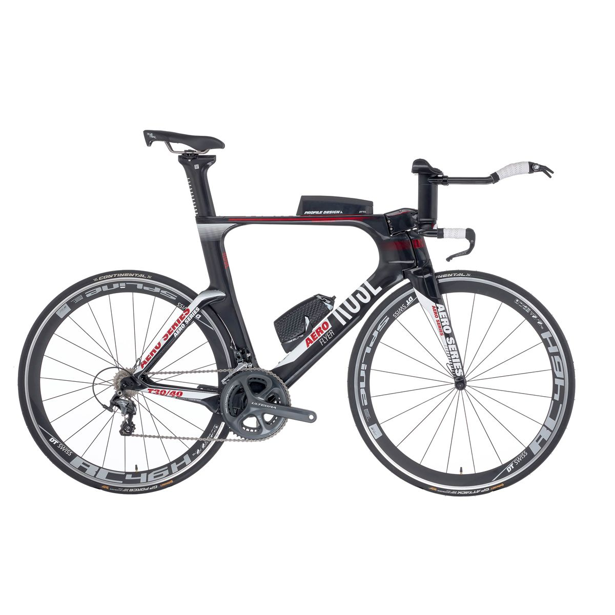 ROSE Aero Flyer 3000 showroom bike | Tri/time trial