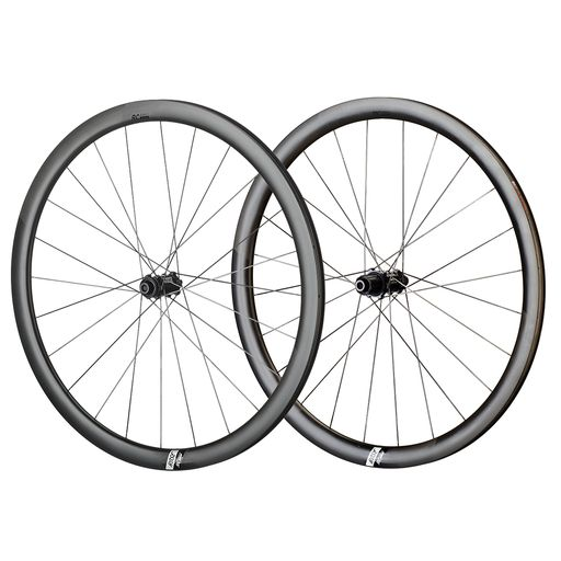 RC-Forty Disc Carbon Road Wheels
