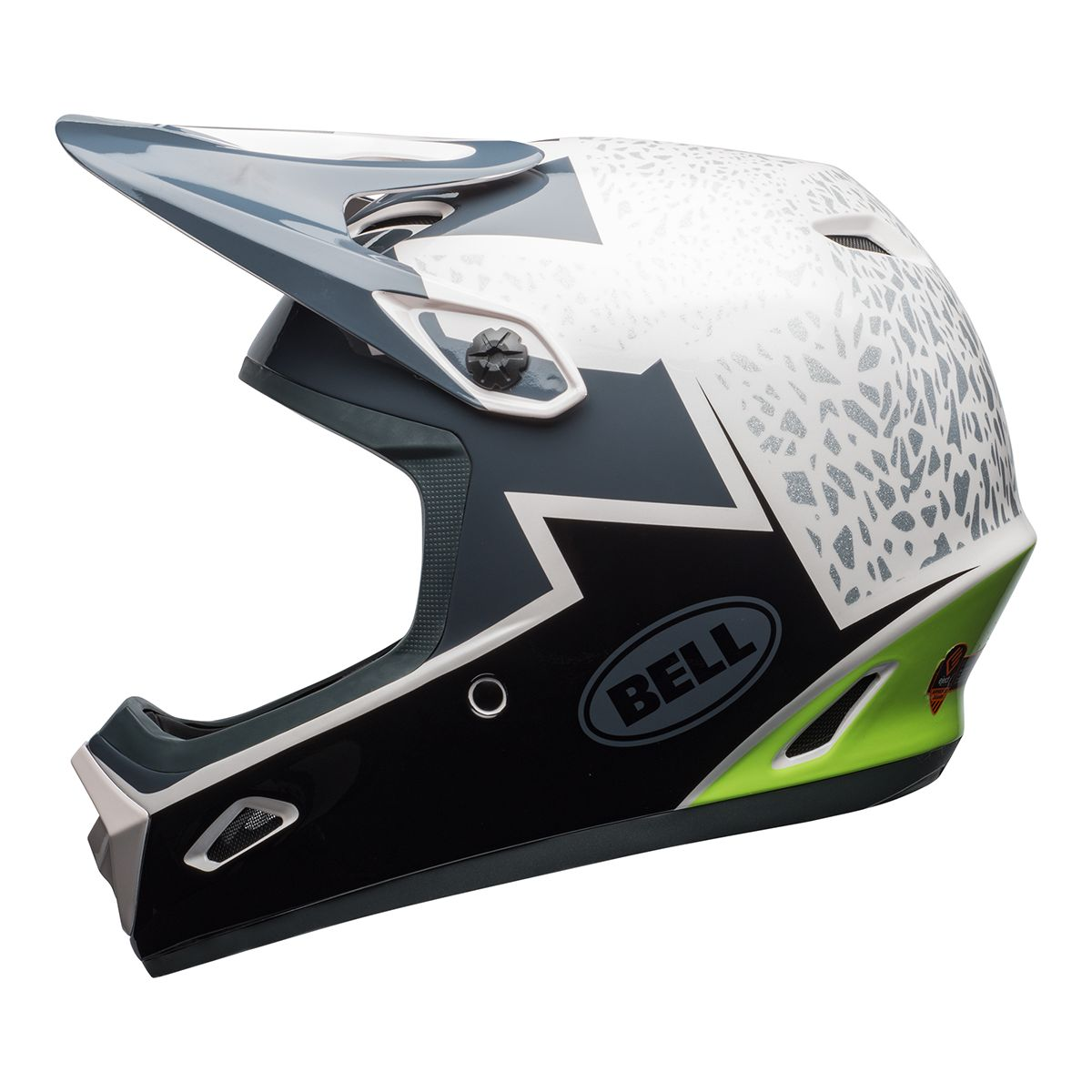 TRANSFER-9 Full Face Helm (B-Ware)