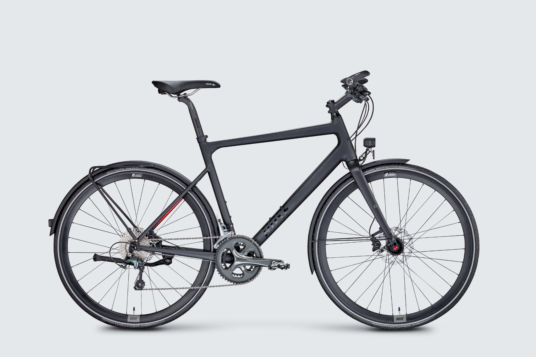 The ROSE MULTISTREET TIAGRA TREKKING MEN | Your dream bike – exclusively available at ROSE Bikes | City-cykler