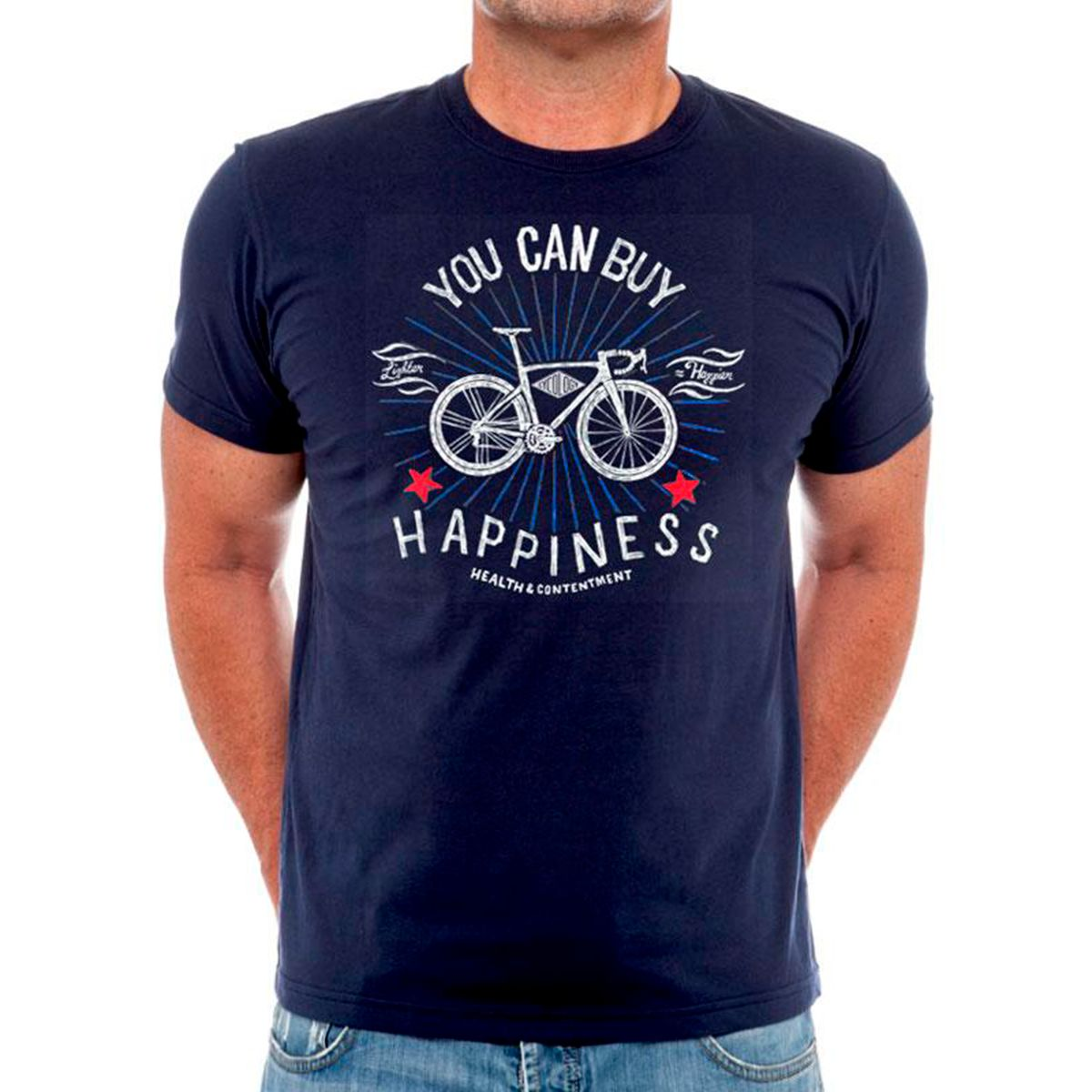 CYCOLOGY YOU CAN BUY HAPPINESS T-Shirt | Trøjer