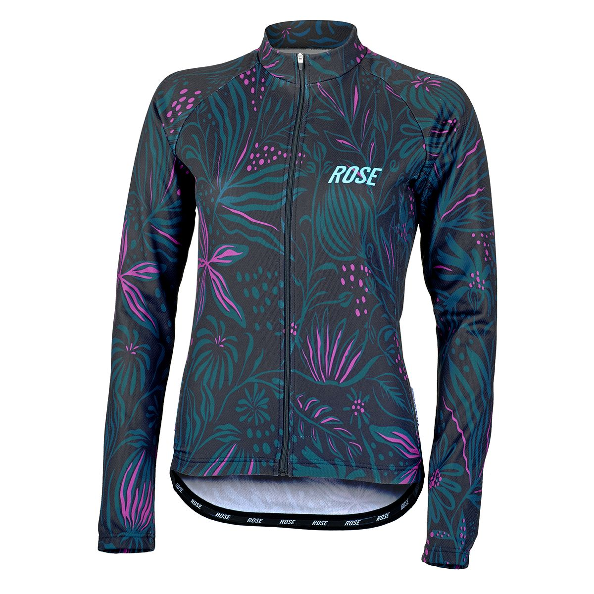 FLOWER THERMO Long Sleeve Jersey for Women