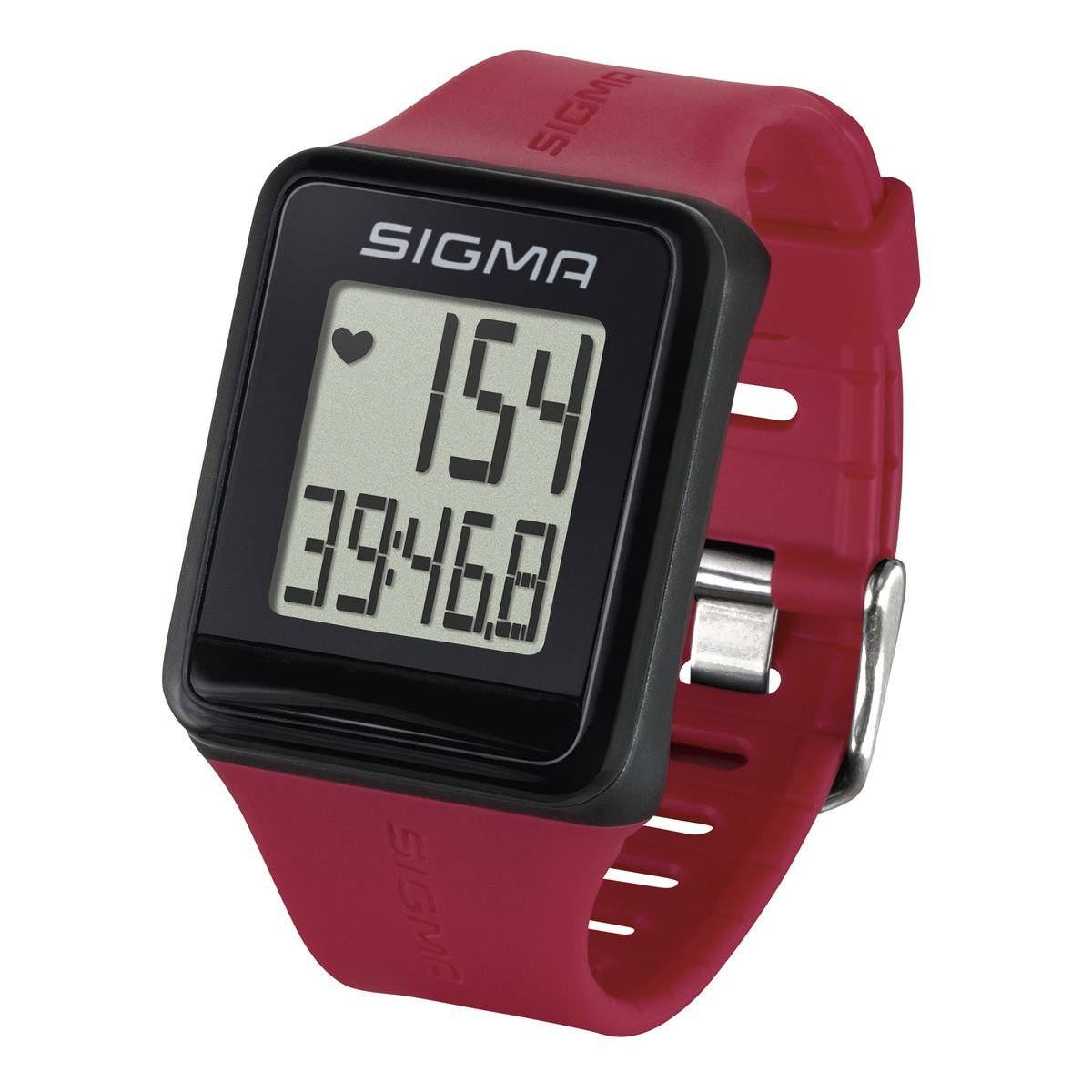 Sigma ID.GO heart rate monitor watch incl. chest strap | Heart rate monitors
