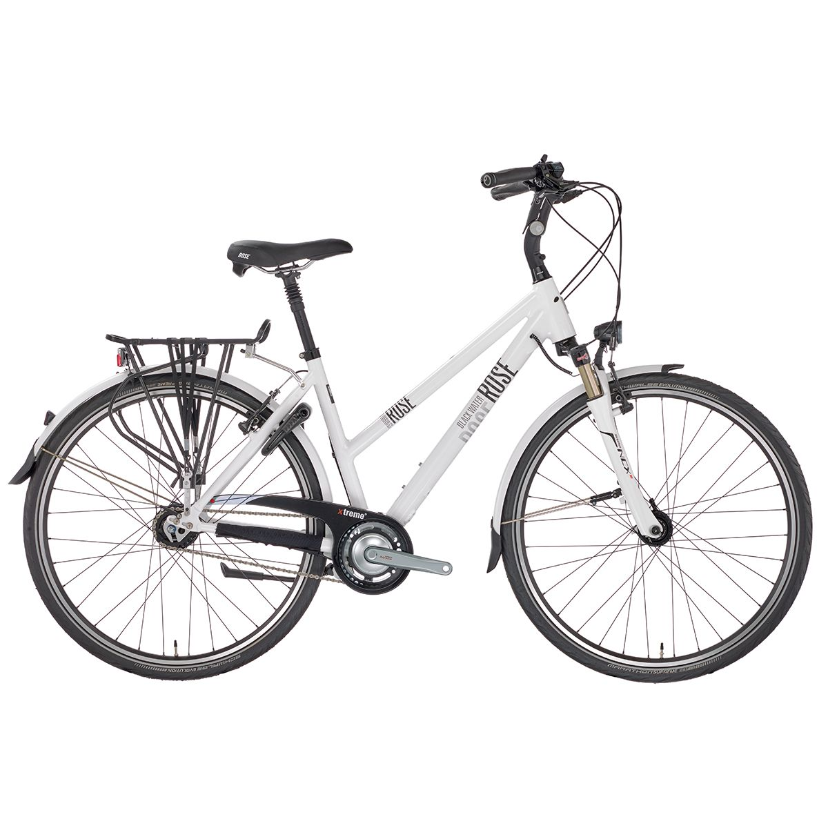 ROSE BLACK WATER 2 Unisex showroom bike | City