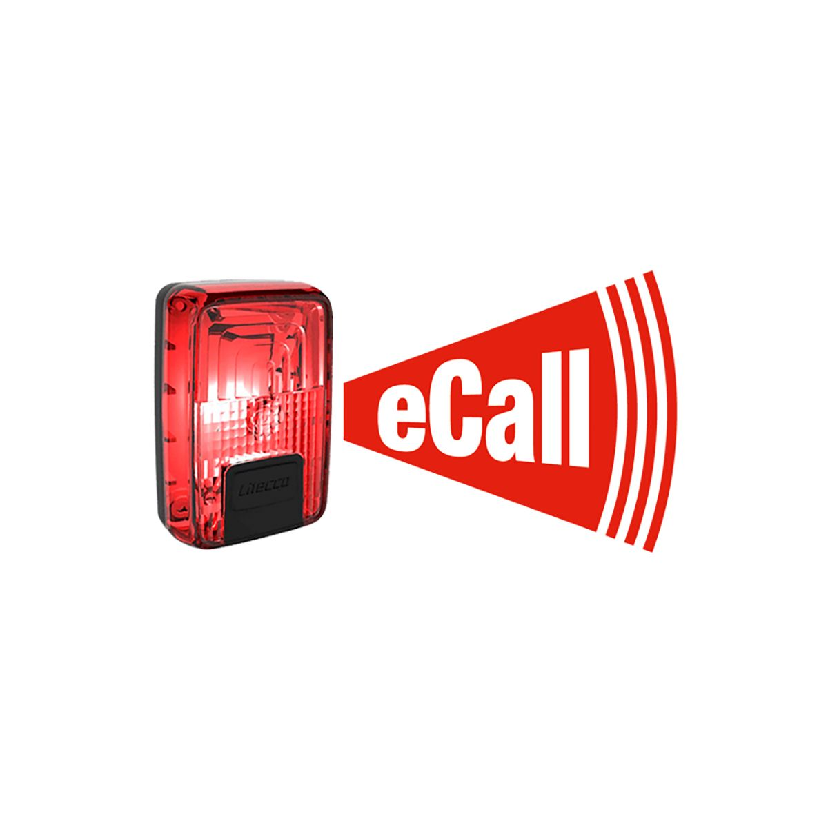 Litecco LightGuard connect eCall Rear Light   Baglygter