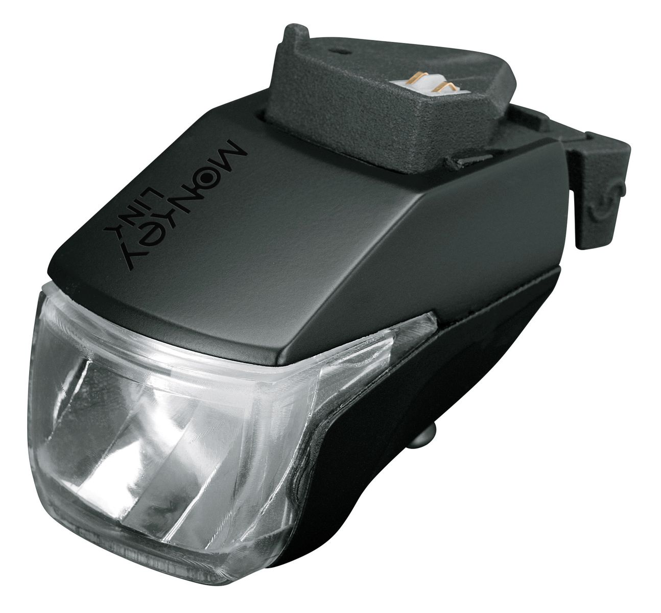 MonkeyLink MonkeyLight 50 RECHARGE battery-powered front light | Hjelmlygter