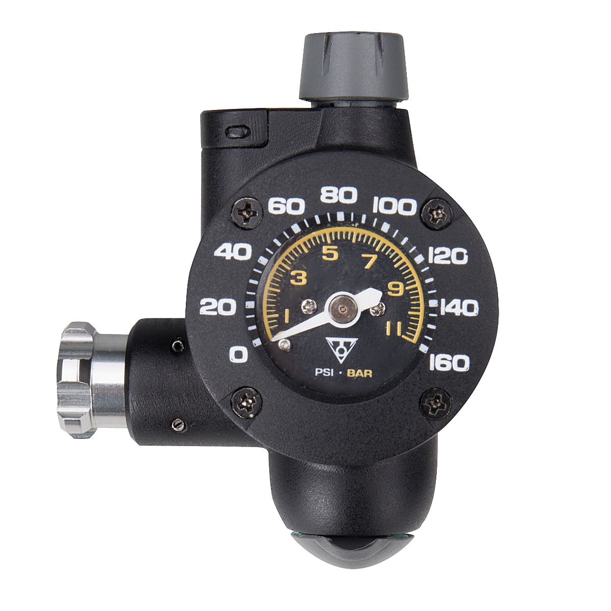 Airbooster G2 with manometer Co2 feeder