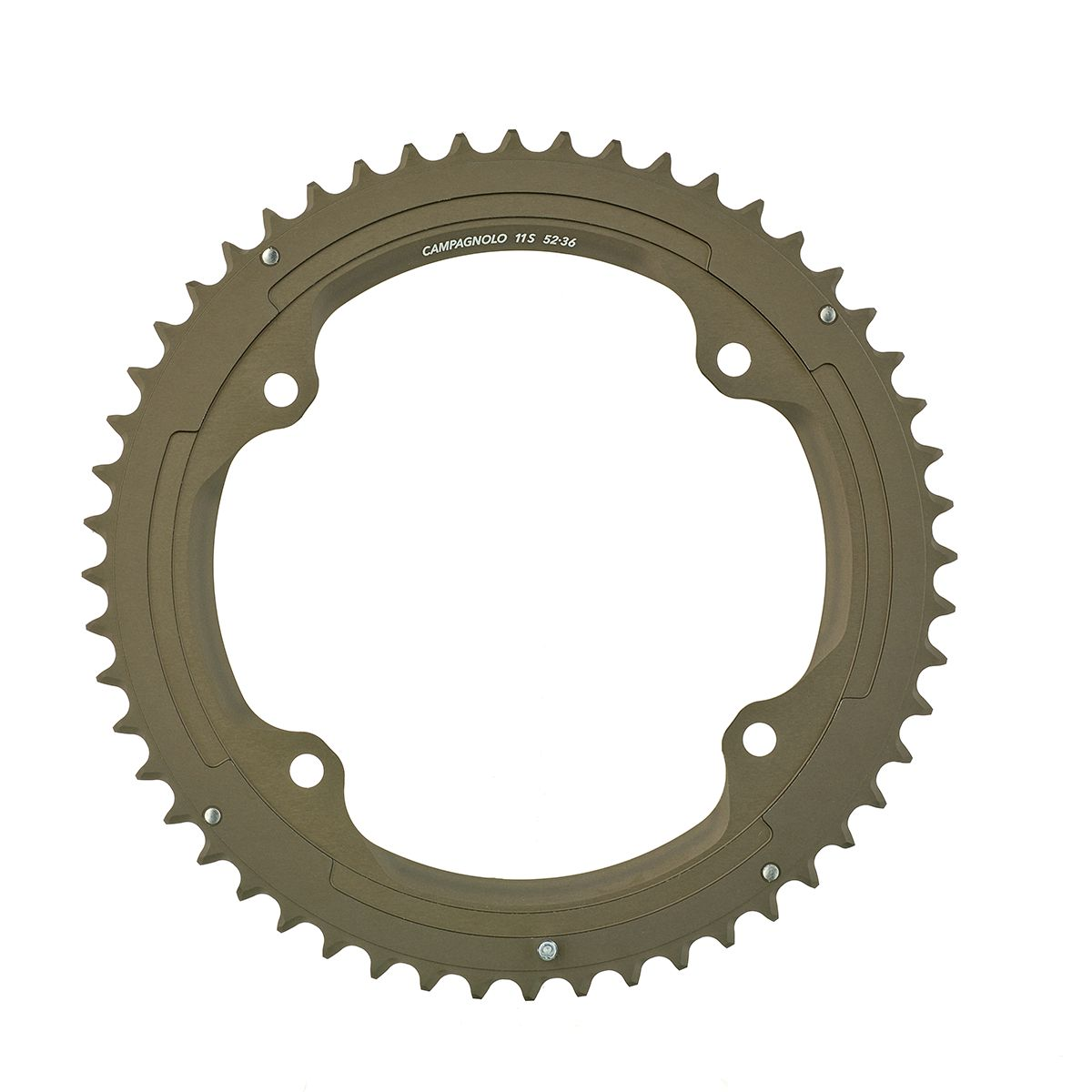 11-Speed Chainring Super Record, Record, Chorus 4-Bolt BCD 145/112