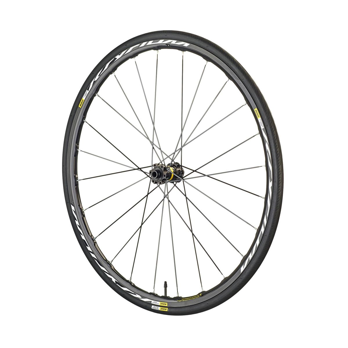 "Ksyrium Disc 28""/700 C road front wheel"