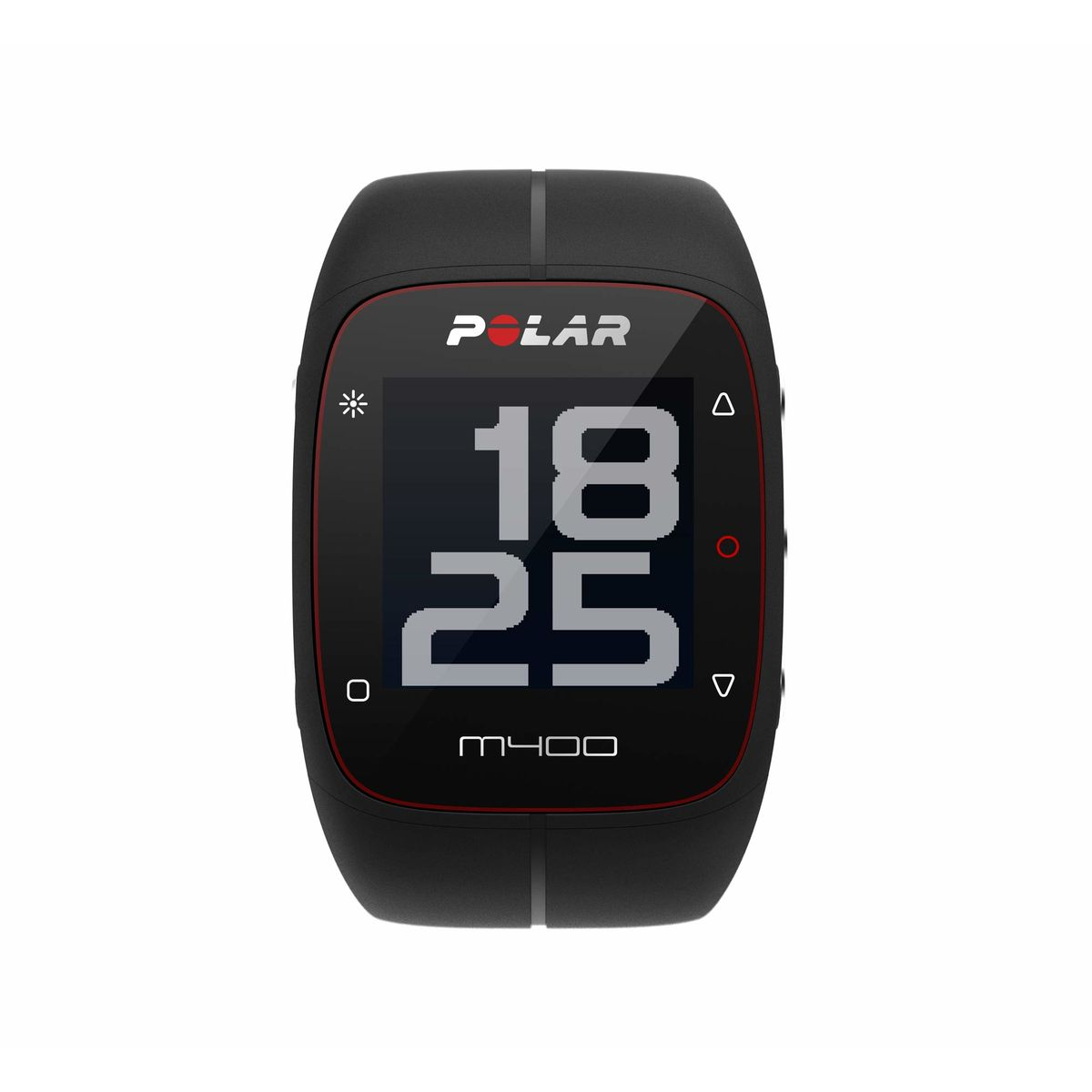 M400 HR GPS training watch