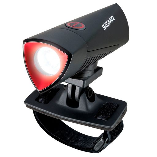 Buster 700 HL LED helmet light battery powered