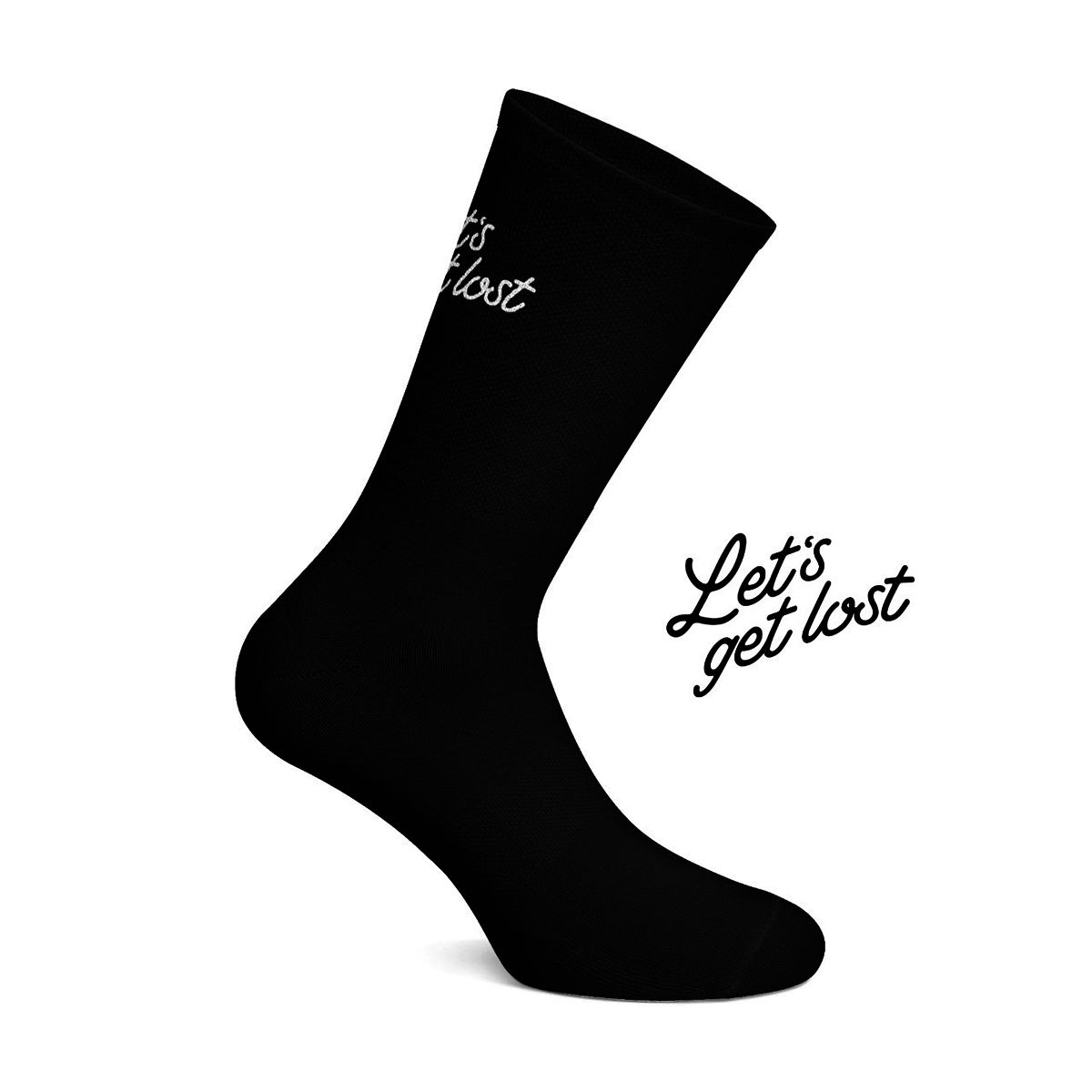 Let's get Lost Cycling Socks