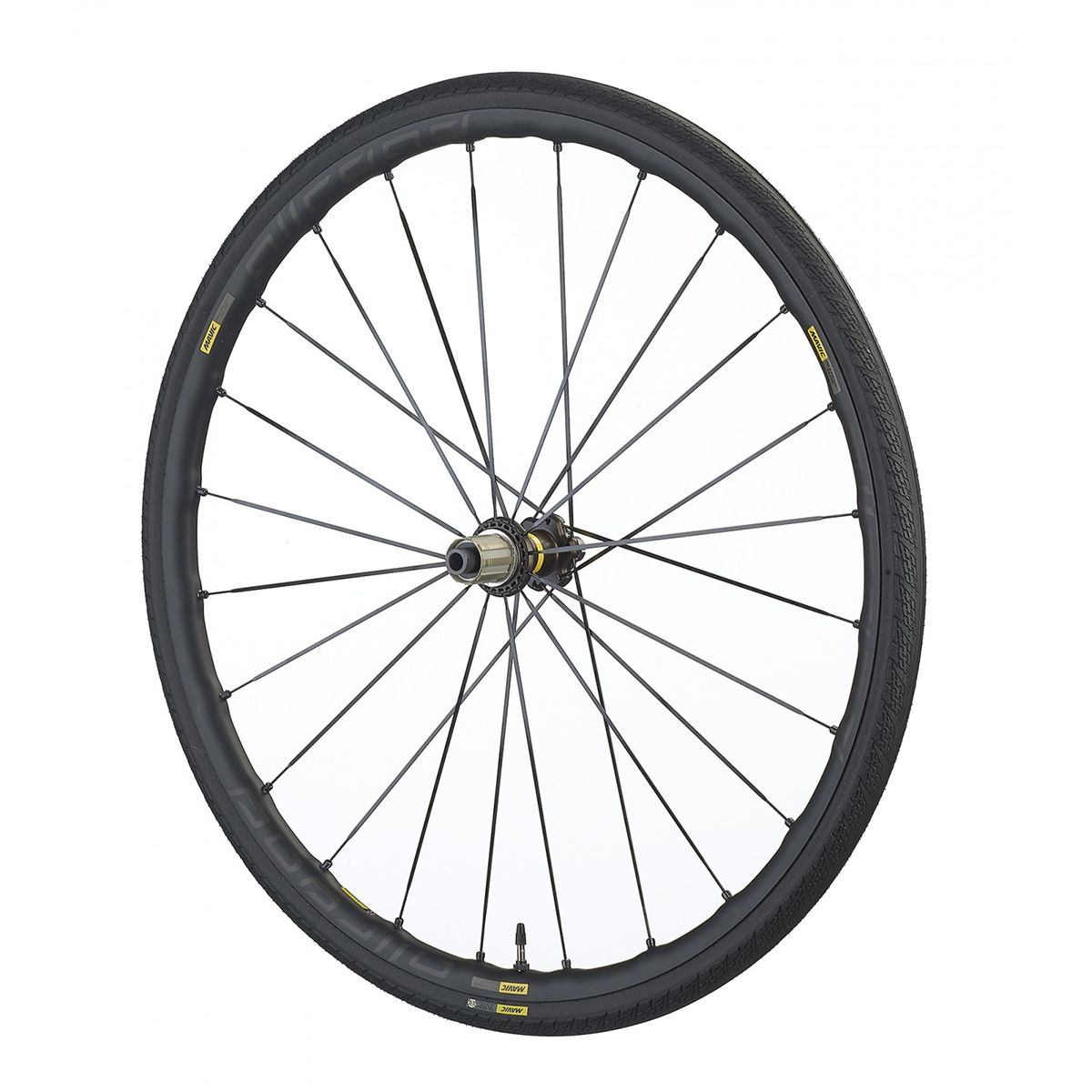 "Allroad Elite UST Disc WTS 28""/700 C road rear wheel"