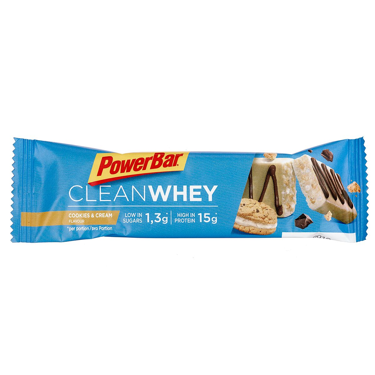 Clean Whey protein bar