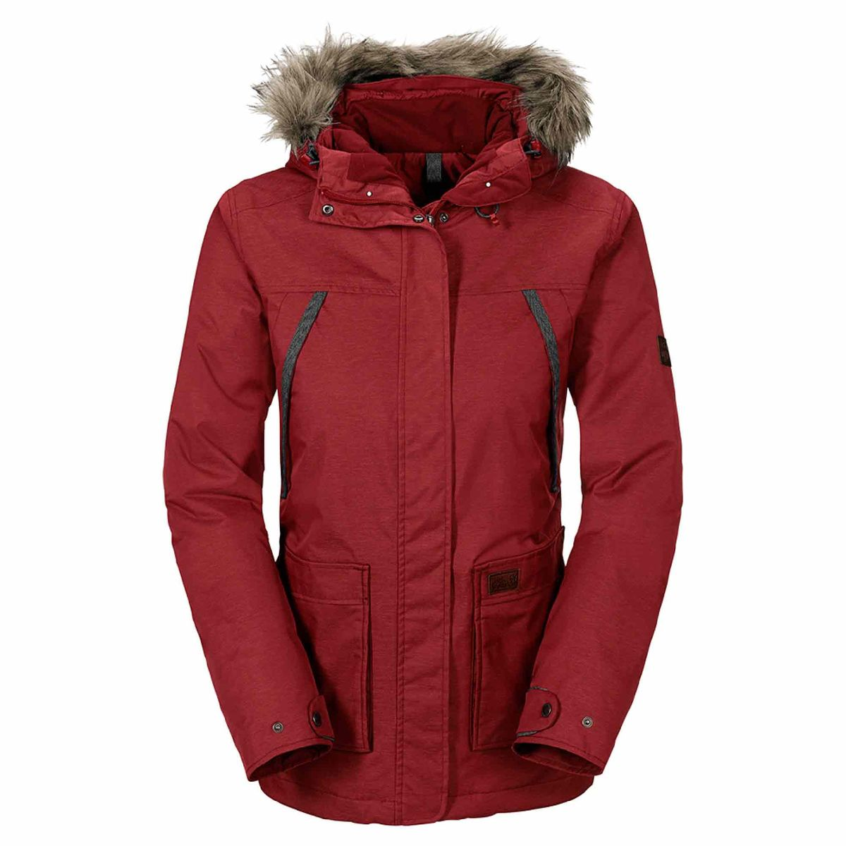e8c4f829588 Buy Jack Wolfskin ELLISTON TEXAPORE women's jacket | ROSE Bikes