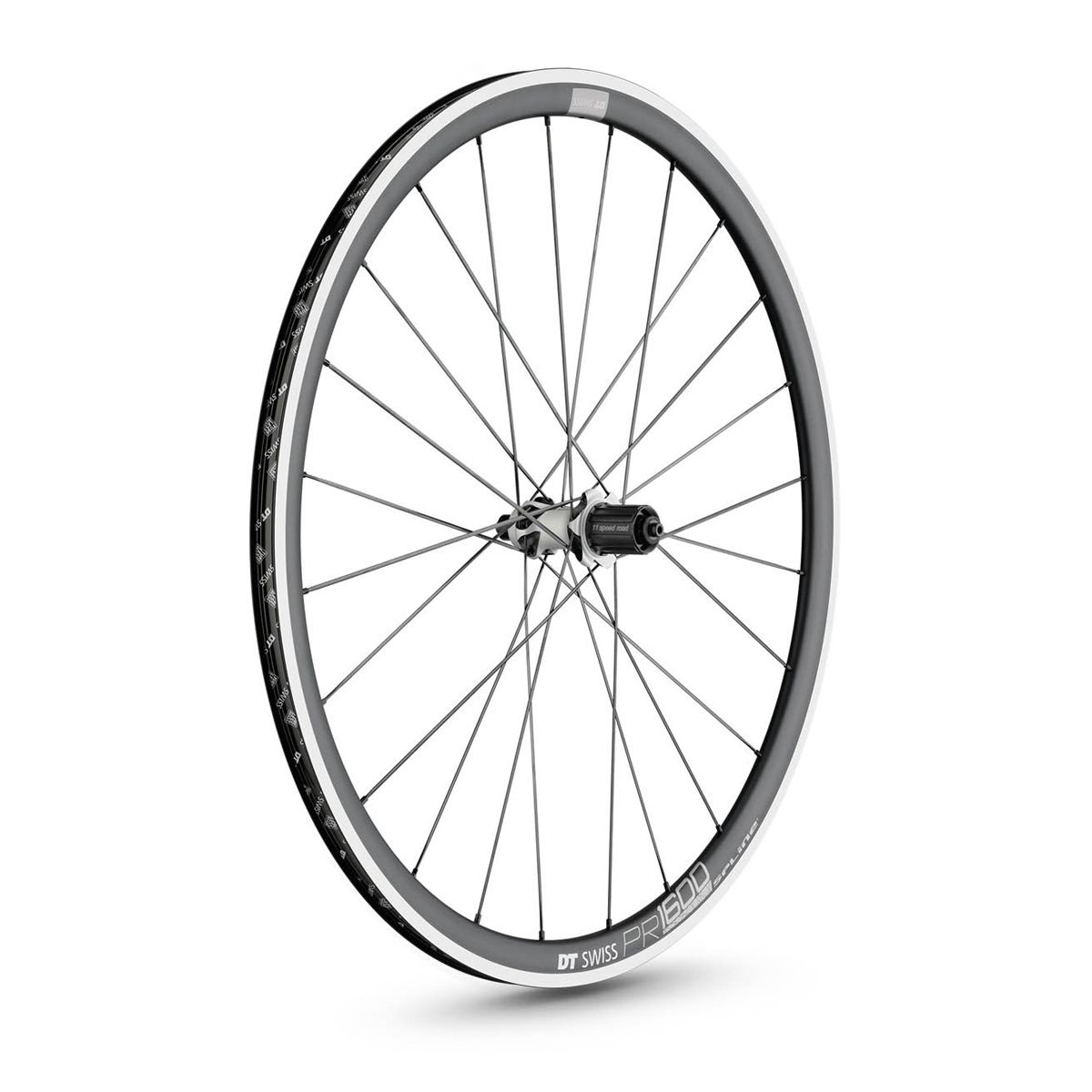 PR 1600 Spline 32 road rear wheel 28