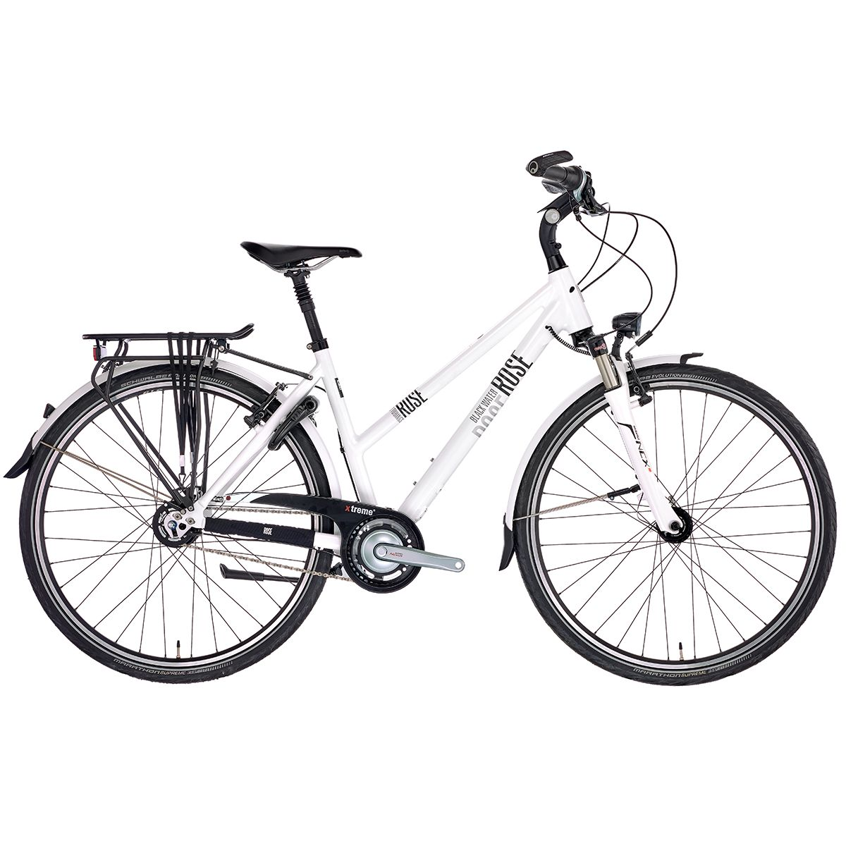 ROSE BLACK WATER-2 LADIES COMFORT showroom bike | City