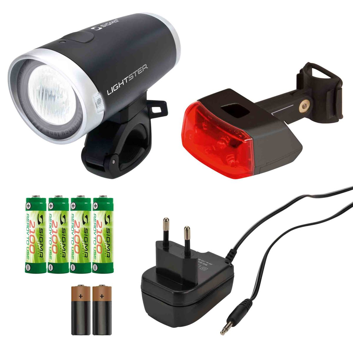 Lightster/Cuberider II Light Kit