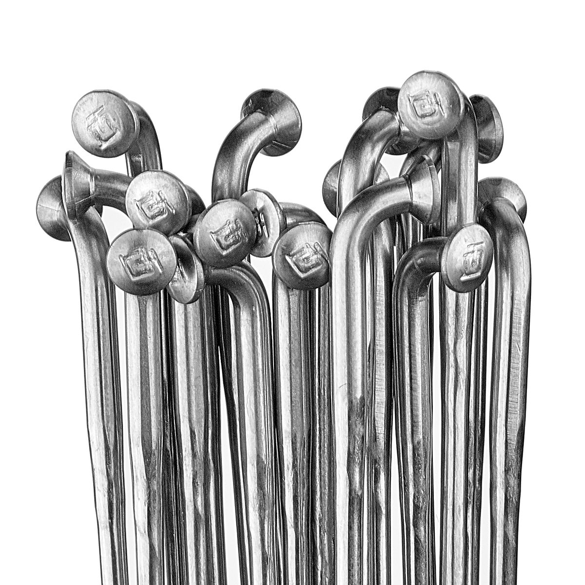 Revolution Spokes Silver / 20 pcs