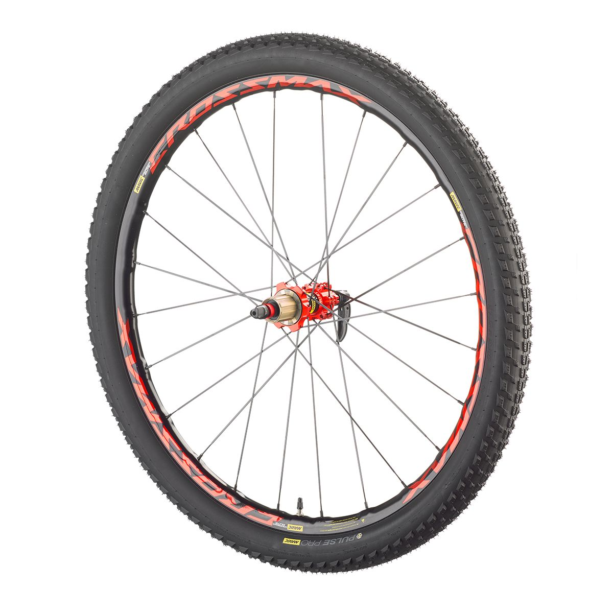 Crossmax Elite Disc MTB rear wheel 2017