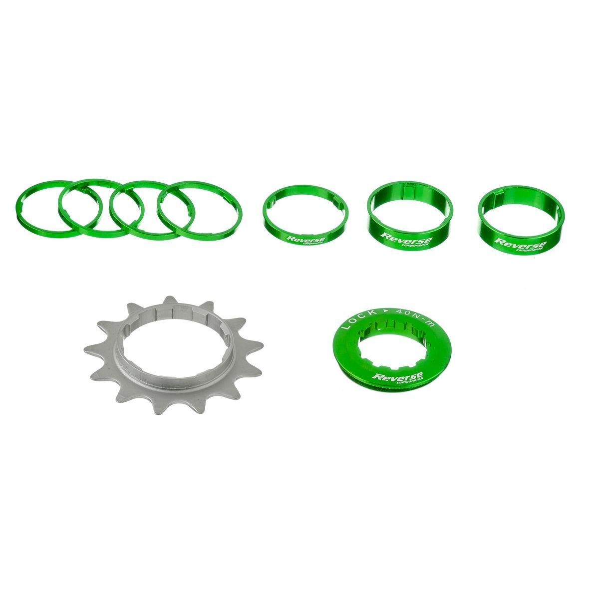 REVERSE Single Speed Kit