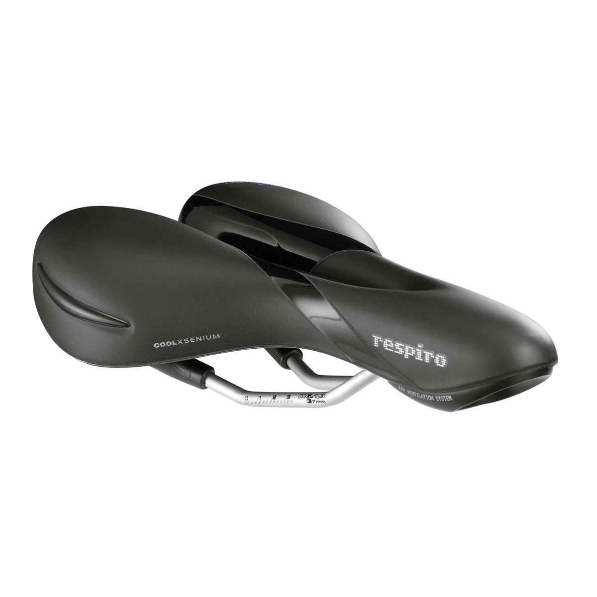 respiro soft moderate men's saddle