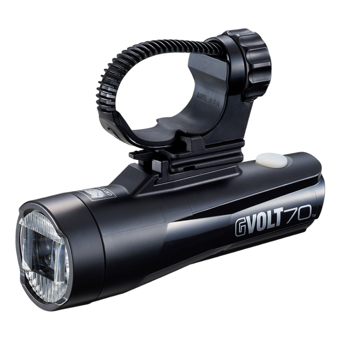 Cateye GVolt70 battery-powered front light | Hjelmlygter