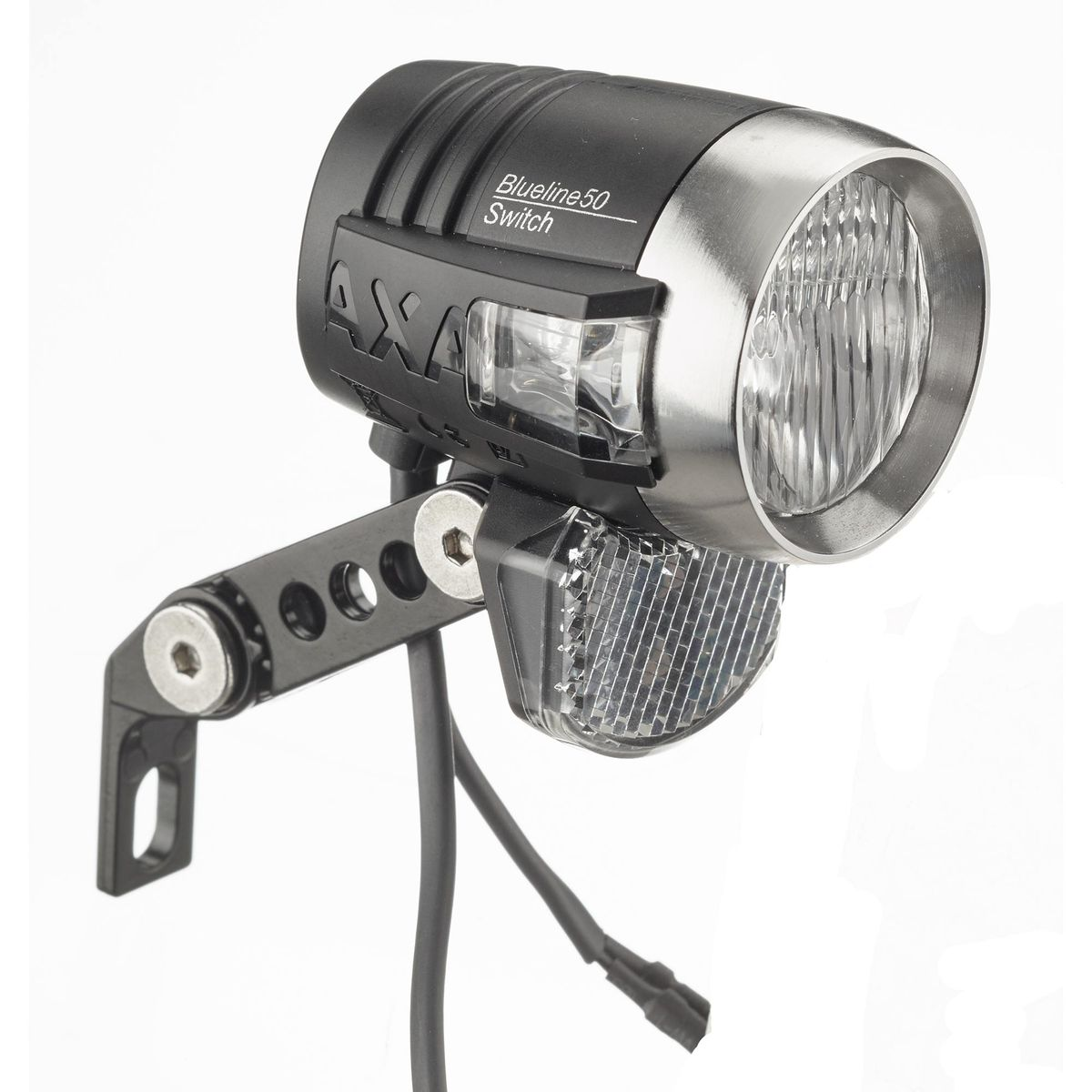 AXA Blueline 50 Switch headlight | Hjelmlygter