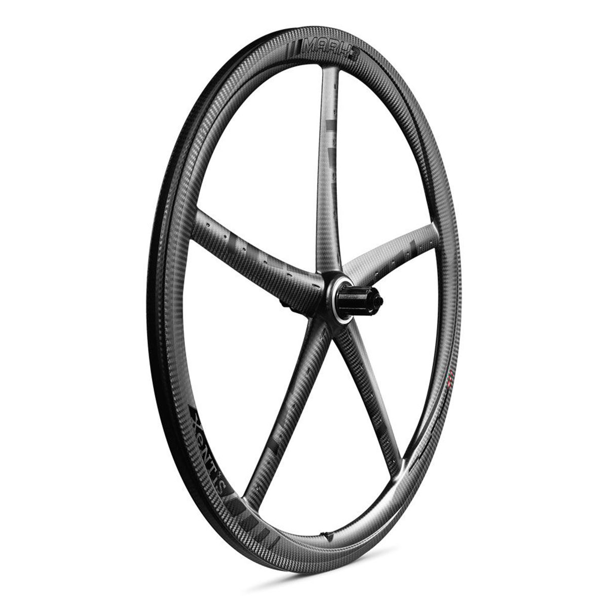 "MARK 3 Carbon Rear Wheel 28""/700C Clincher – Rim Brake"