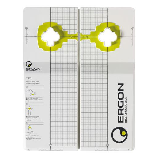 Ergon TP1 pedal cleat tool for SPD pedals