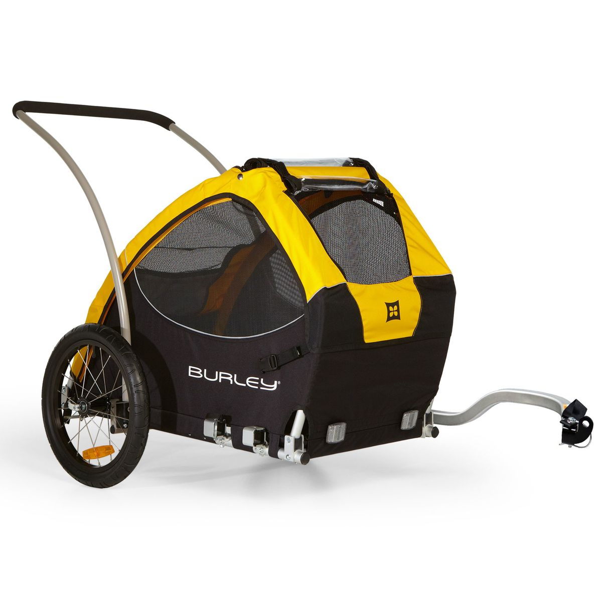 Burley TAIL WAGON bicycle trailer for dogs | bike_trailers_component
