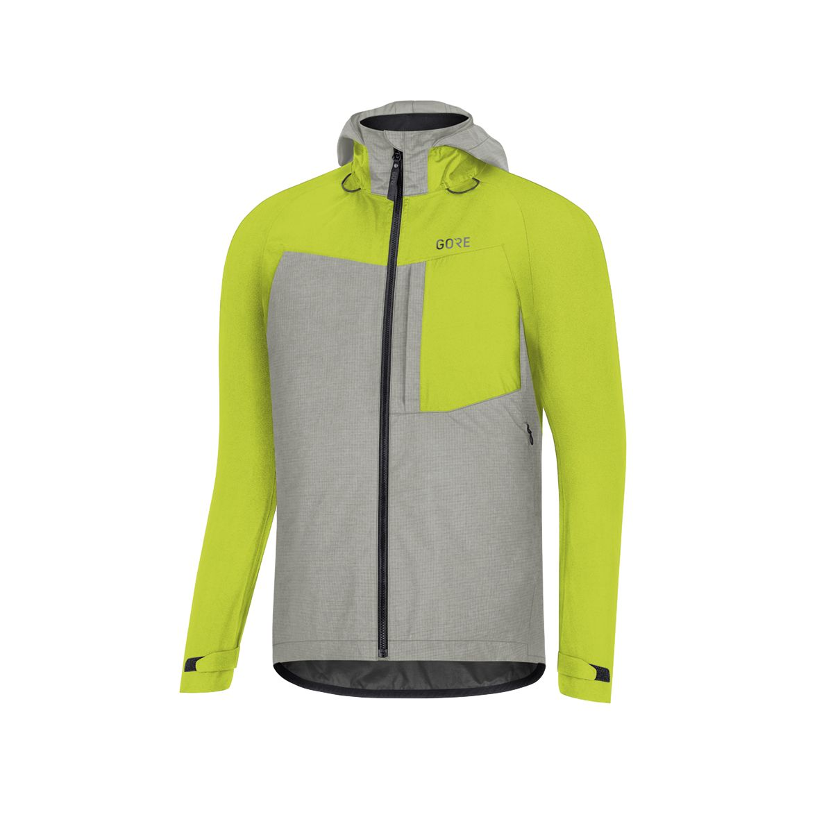 C5 GORE-TEX TRAIL HOODED JACKET Waterproof