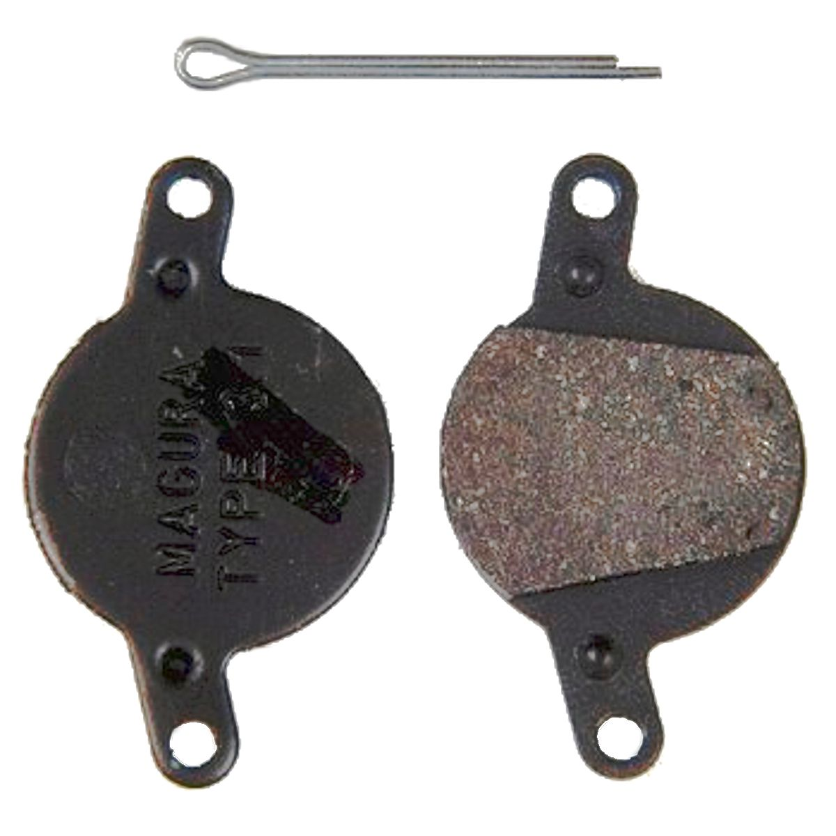 disc brake pads for Louise FR/Louise (2002 - 2006) and Clara (2001 - 2002)