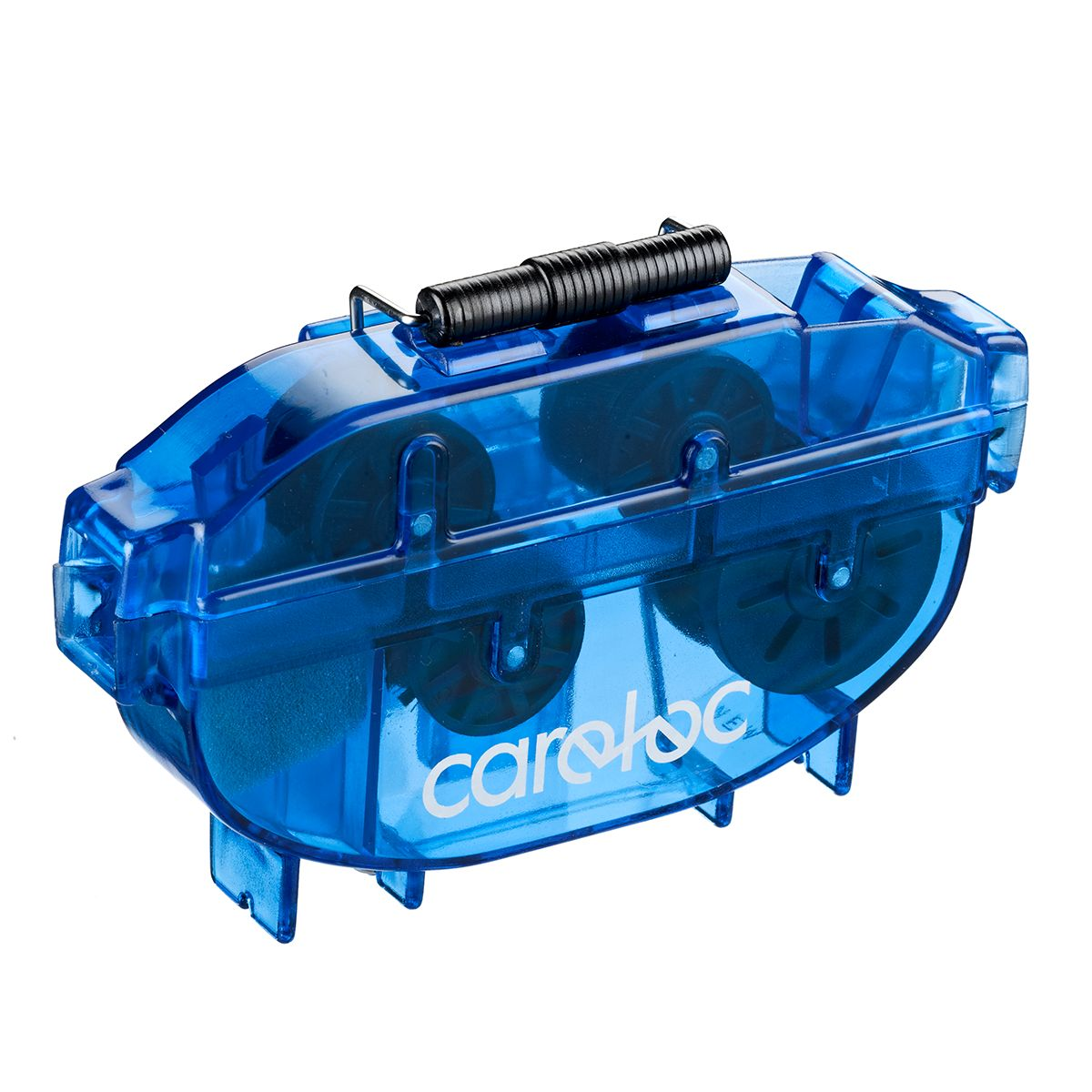 Caretec chain cleaning device