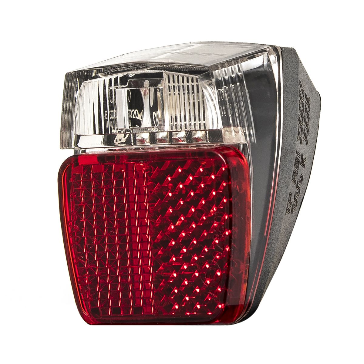 H-Trace Mini dynamo-powered rear light