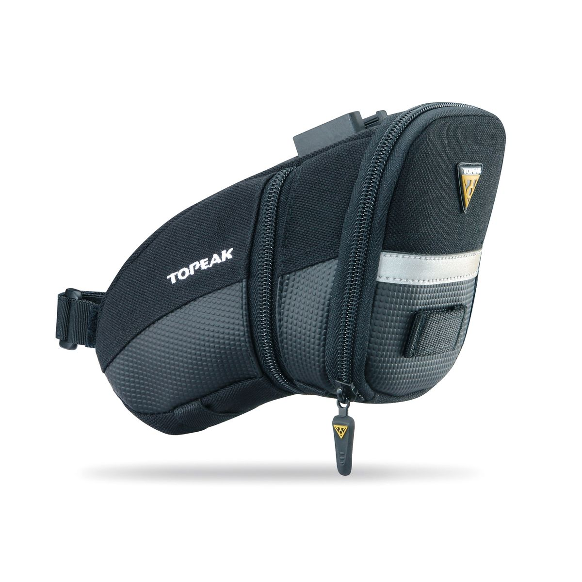 Topeak AERO WEDGE PACK MEDIUM saddle bag | Saddle bags