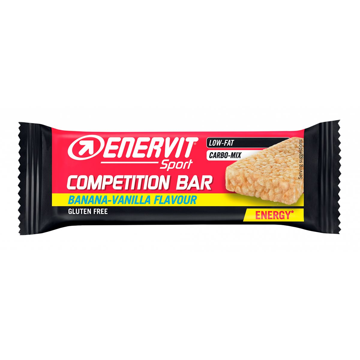 Competition Bar carbohydrate bar – gluten-free