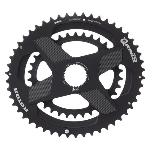 DM Q-Rings Direct Mount double chainring OVAL doublespeed